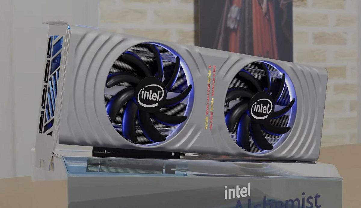 Видеокарты Intel Arc Alchemist не получат ограничитель майнинга