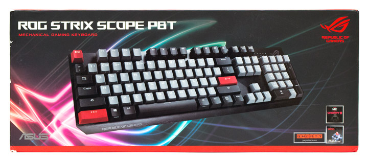 ASUS ROG Strix Scope PBT