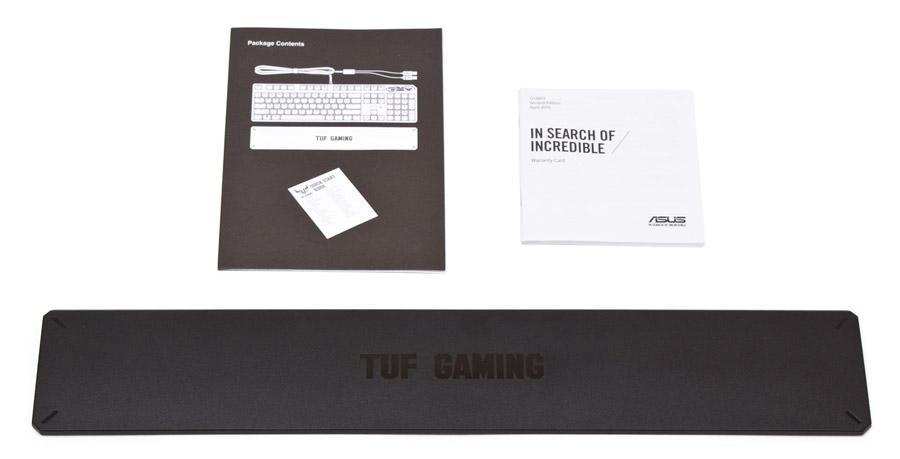 ASUS TUF Gaming K3