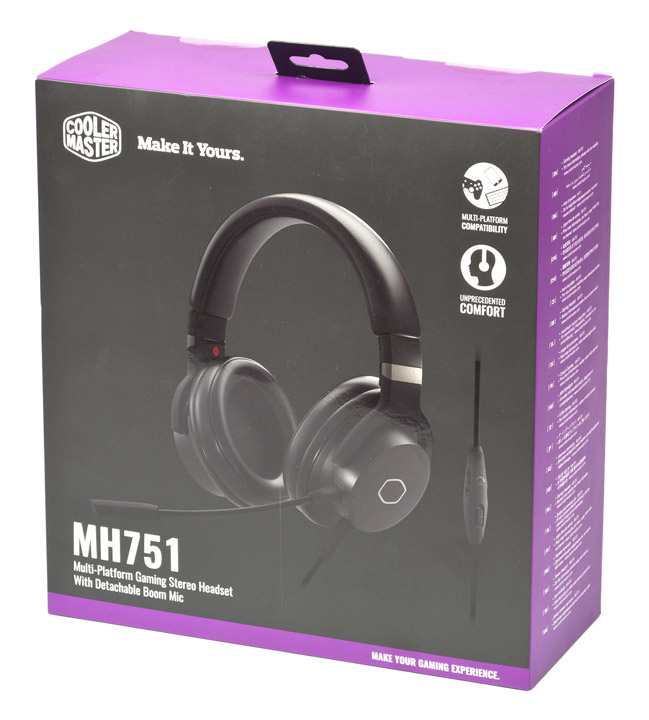 Cooler Master MH751