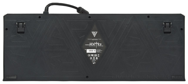 Gamdias Hermes Ultimate Black GKB2010