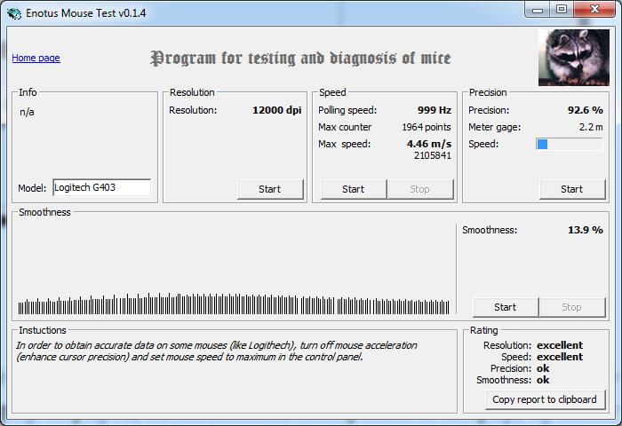 Обзор игровой мыши Logitech G403 / Overclockers ua