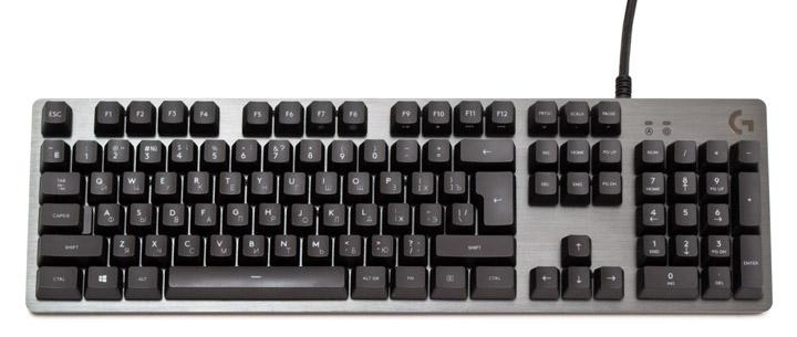 Обзор механической игровой клавиатуры Logitech G413 Carbon