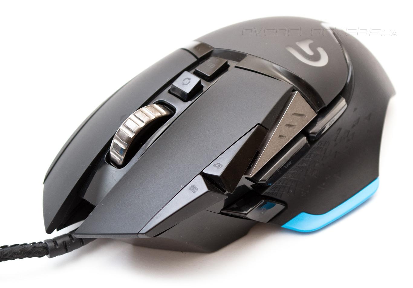 Logitech G 502 Logitech G502 Gaming Mouse Gets An Upgrade 2018 09 10