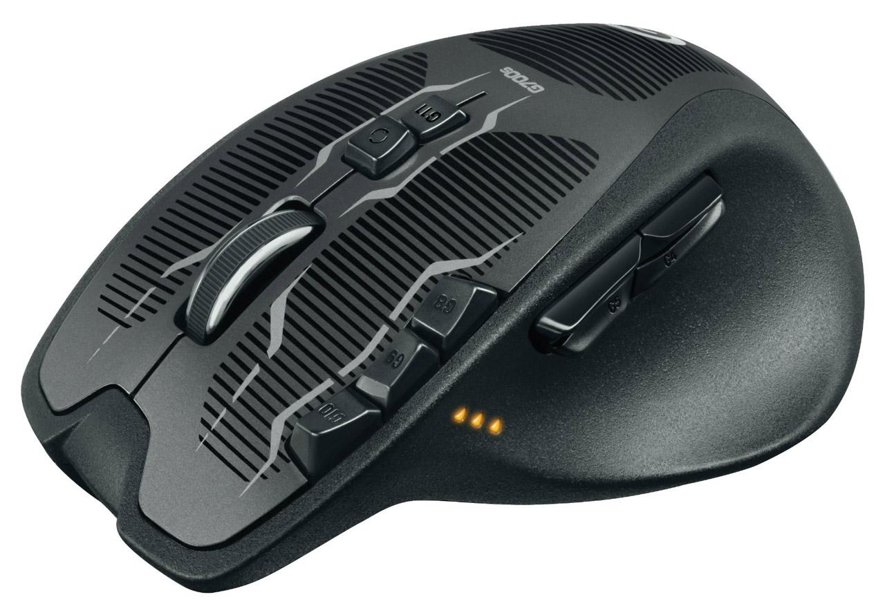 Обзор геймерской мыши Logitech G700s / Overclockers.ua