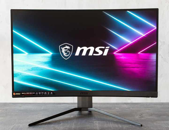 MSI Optix MAG272CQR