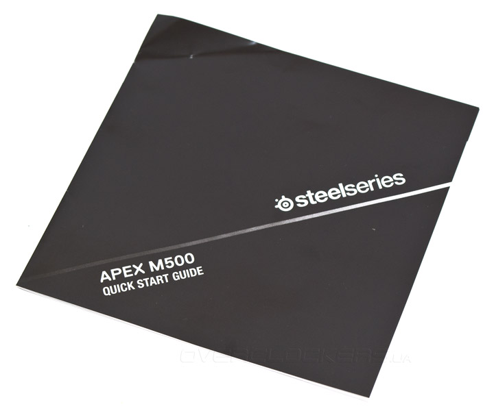 SteelSeries Apex M500