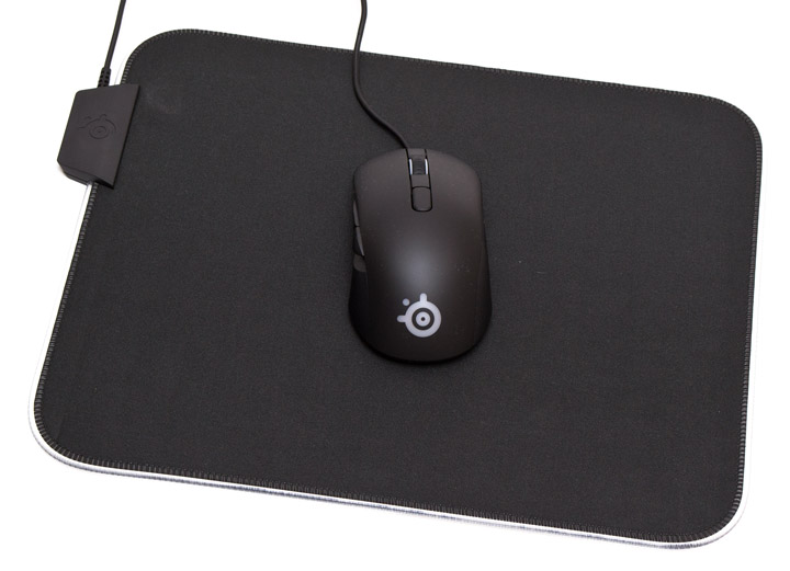 SteelSeries QcK Prism Cloth Medium