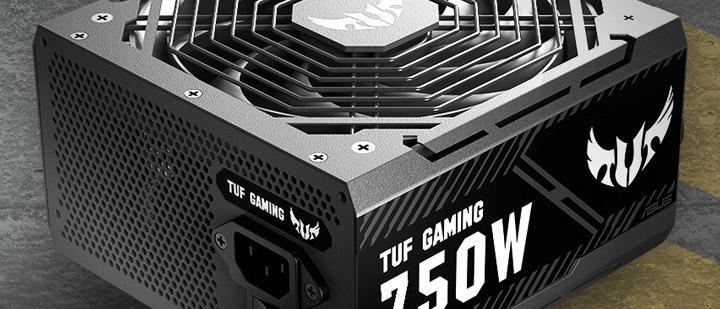 Обзор блока питания ASUS TUF Gaming 750B