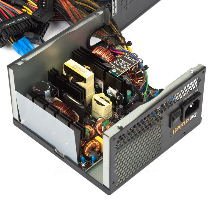 be quiet! Pure Power L8 400W (BQ-L8-400W)