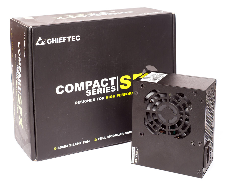 Chieftec Compact CSN-650C