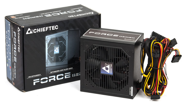 Chieftec Force CPS-500S