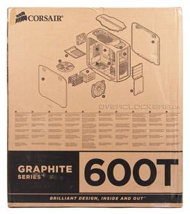 Corsair Graphite 600T