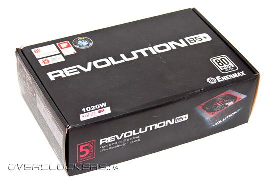 Enermax Revolution85+ ERV1020EWT