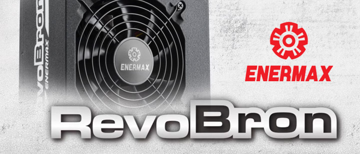 Обзор блока питания Enermax RevoBron 700W ED2