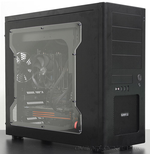 Lian-Li PC-8NWX Black