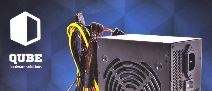 Обзор блока питания Qube QBC-CSB-750W-80B мощностью 750 Вт