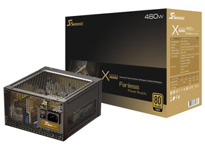 Seasonic X-400 Fanless (SS-400FL)