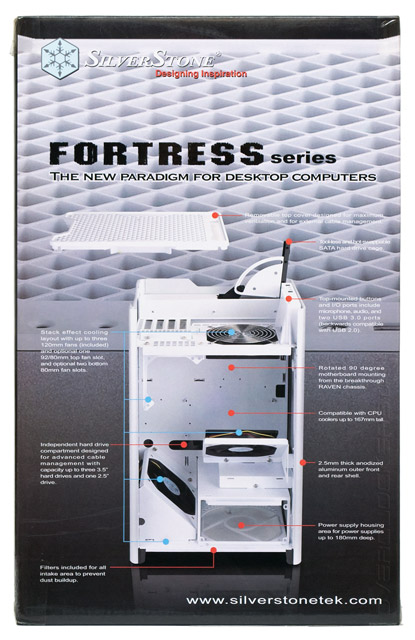 SilverStone Fortress FT03 (SST-FT03T