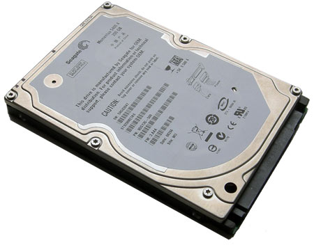Seagate Momentus 5400.4 ST9200827AS