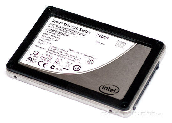 Intel SSD 520 Series 240GB