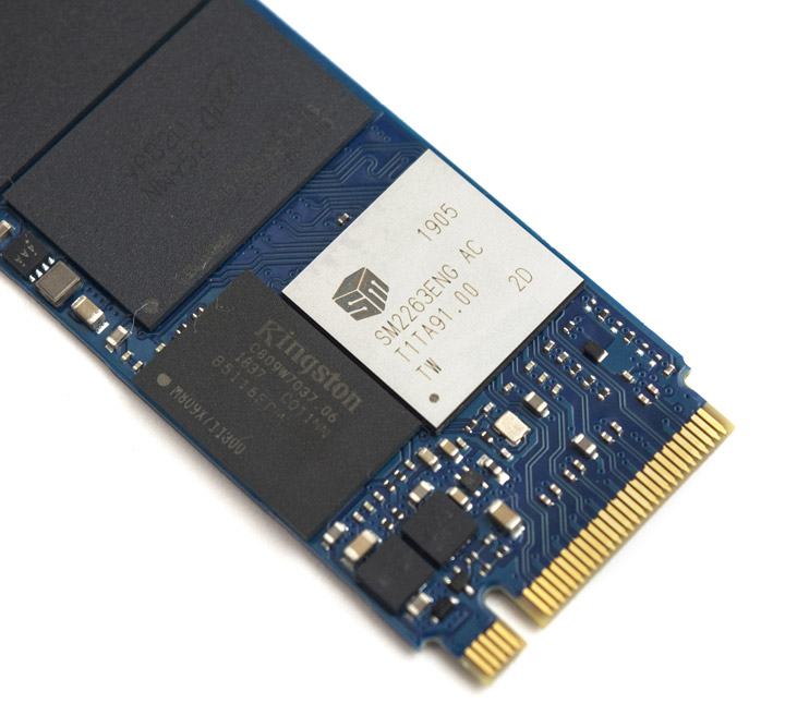 Kingston SSD A2000 NVMe PCIe SSD 1000GB