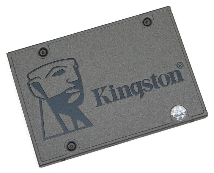 Kingston HD 2.5 SSD 240GB SATA3 SSDNOW A400