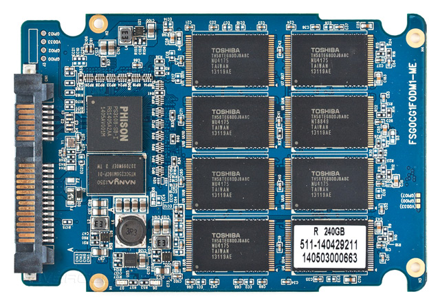 Silicon Power Slim S55 240GB (SP240GBSS3S55S25)