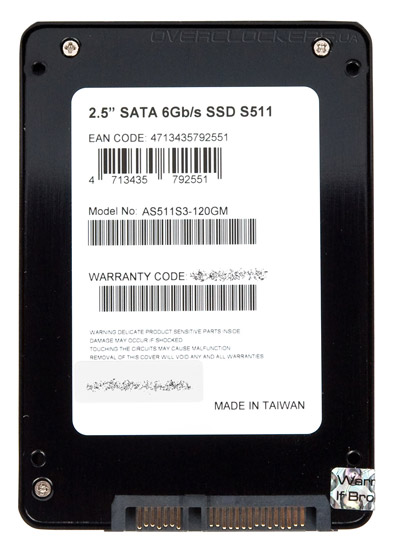 ADATA S511 (AS511S3-120GM)