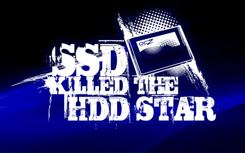SSD Killed The HDD Star