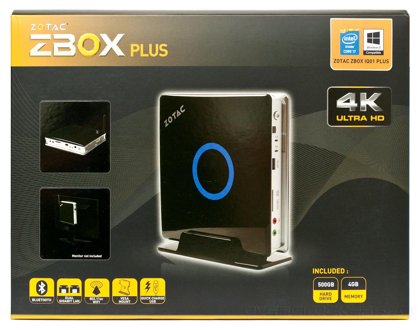 Zotac ZBOX ID92 Plus Intel Bluetooth Update