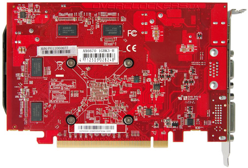 PowerColor HD6670 1GB DDR3 (AX6670 1GBK3-H)