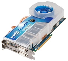 HIS 6970 IceQ Turbo 2GB GDDR5 (H697QT2G2M)