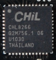 CHiL Semiconductor CHL8266