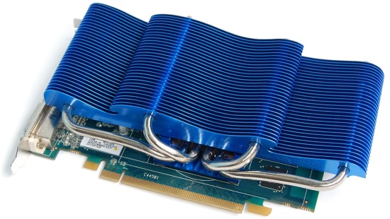HIS 7750 iSilence 5 1GB GDDR5 (H775P1GD)