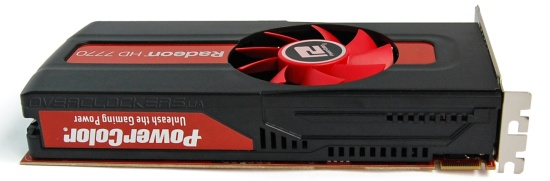 PowerColor HD7770 GHz Edition 1GB GDDR5 (AX7770 1GBD5-2DH)