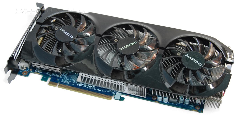Gigabyte GV-R787OC-2GD AMD Graphics Treiber Herunterladen