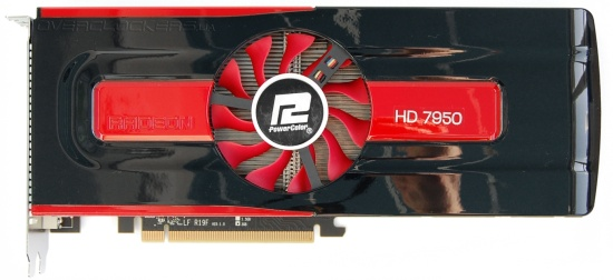 PowerColor HD7950 3GB GDDR5 (AX7950 3GBD5-2DH)