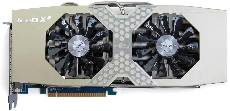 Обзор видеокарты HIS R9 280 IceQ X2 OC и тестирование Radeon