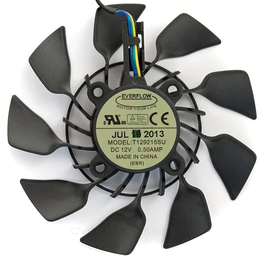 Обзор и тестирование видеокарты ASUS R9280X-DC2T-3GD5 / Overclockers ua