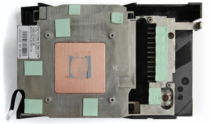 ASUS GTX960-MOC-2GD5