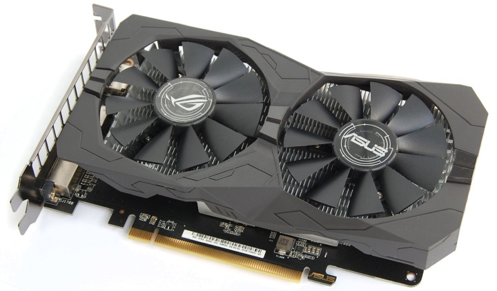 ASUS 4gb Graphics card Strix Radeon RX 560 EVO Gaming GDDR5 DP HDMI DVI AMD