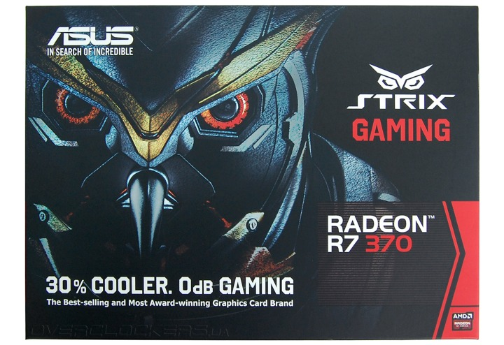 ASUS STRIX-R7370-DC2OC-4GD5-GAMING