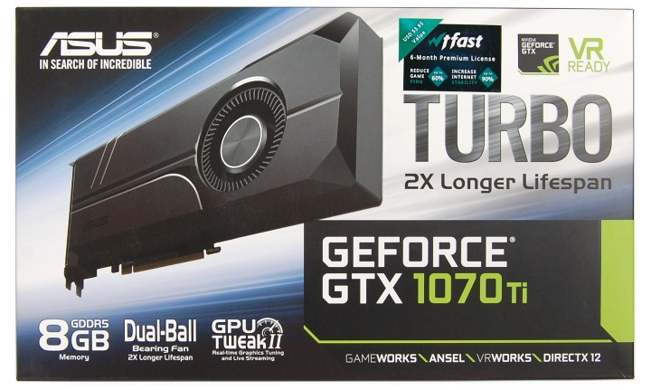 ASUS TURBO-GTX1070TI-8G