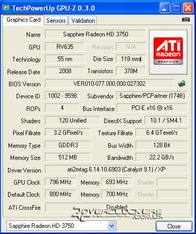 ATI RADEON HD3750 DRIVER PC