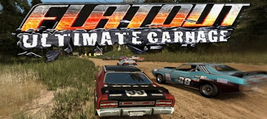 Русификатор для FlatOut Ultimate Carnage (текст) .
