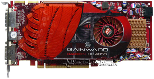 Gainward Radeon HD 4850 512MB