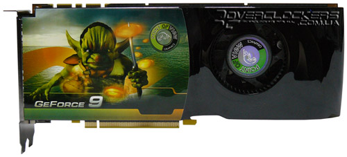 Point of View GF9800GTX 512MB GDDR3 EXO