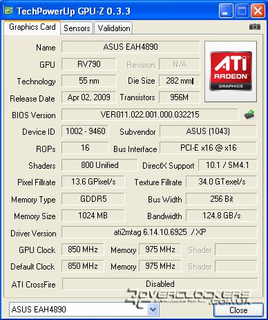 RADEON HD4890 WINDOWS 8 DRIVER DOWNLOAD