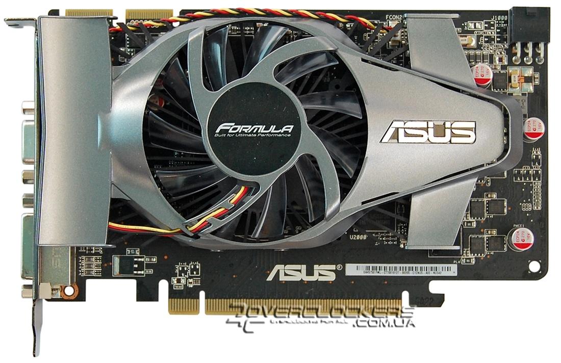 GeForce GTS 250 данный